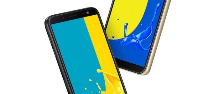 Samsung Galaxy J6 e j4 ufficiali