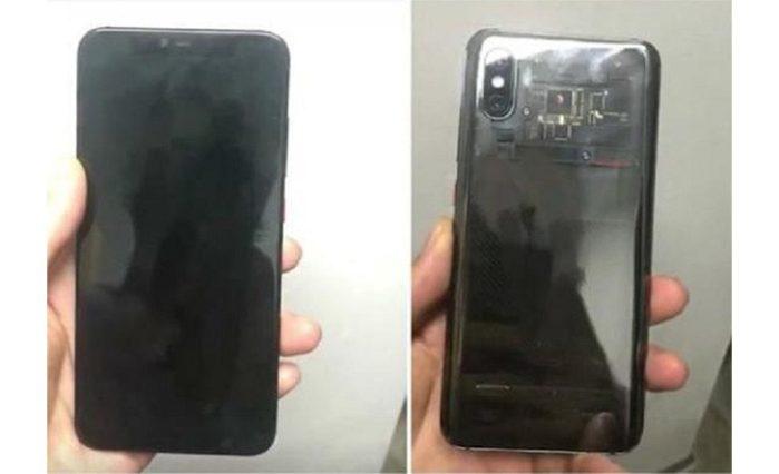Xiaomi MI 7 (Mi 8) cover video