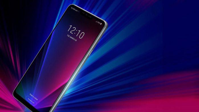 LG G7 ThinQ prezzo corea del Sud