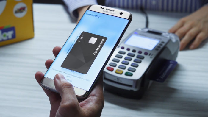 Samsung Pay novità Bixy Shopping su Galaxy S9