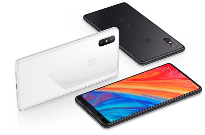 Xiaomi Mi MIx 2s prevendita il prezzo
