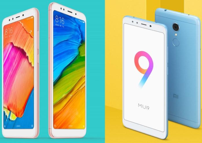 Xiaomi Redmi 5 Plus prezzo offerta online