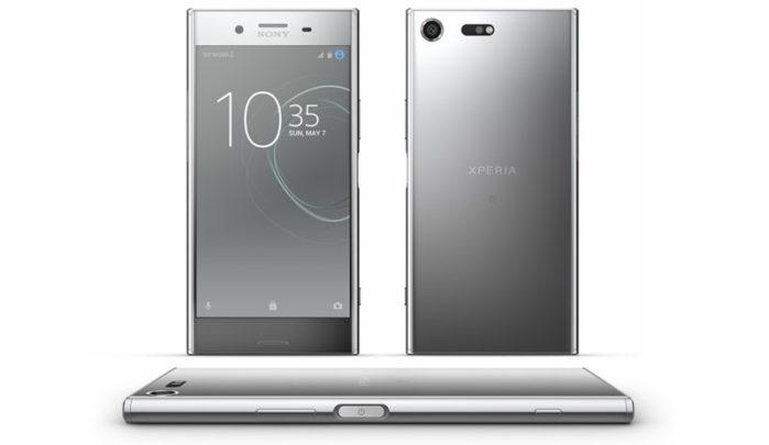 Sony Xperia XZ, XZs e X Performance aggiornamento firmware