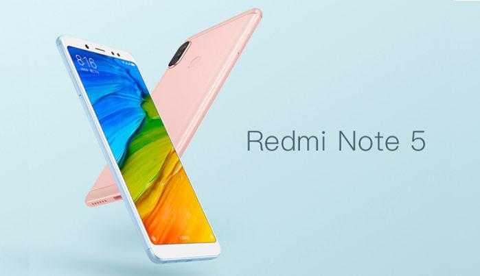 Xiaomi Redmi Note 5 prezzo con coupon a giugno