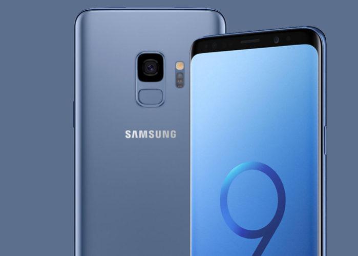 Galaxy S9 firmware giugno 2018