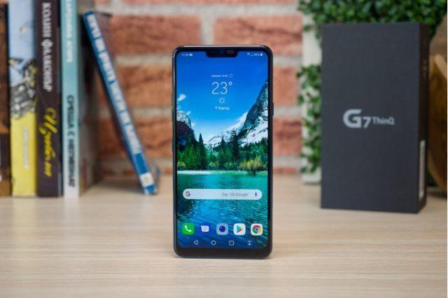 LG G7 Thinq registrazione video in 4K a 60 fps