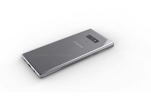 Galaxy Note 9 data annuncio