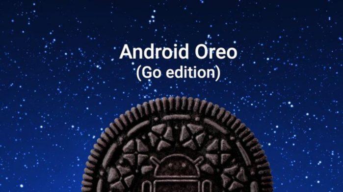 Samsung Galaxy con Android Go