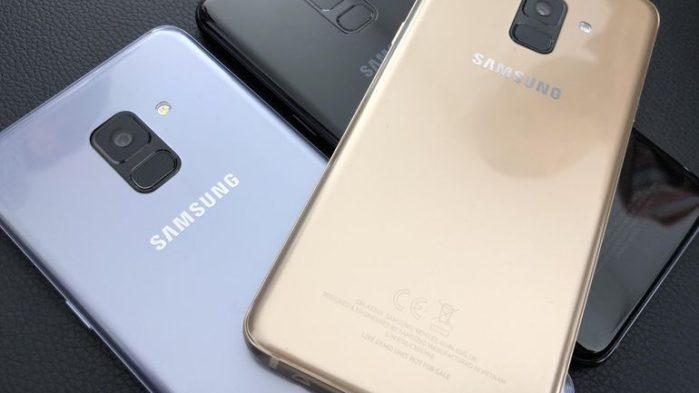 Galaxy A8 problemi altoparlante