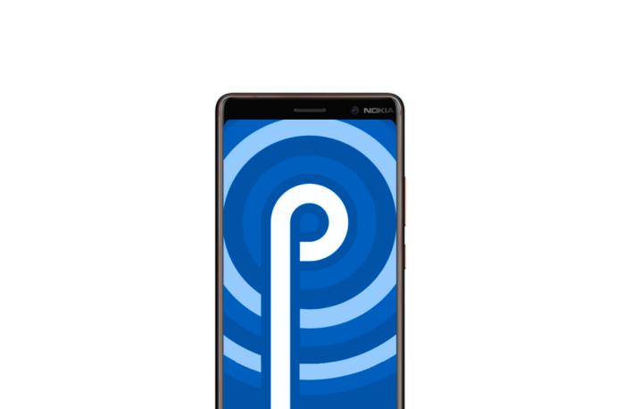 Smartphone Nokia aggiornamento Android P