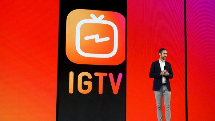 IGTV piattaforma condivisione video di Instagram