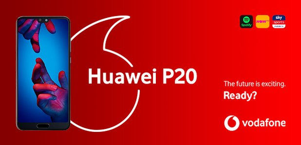 Huawei p20 Vodafone Happy