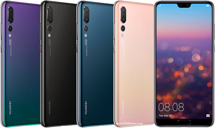 Huawei P20 e P20 Pro aggiornamenti firmware di giugno 2018