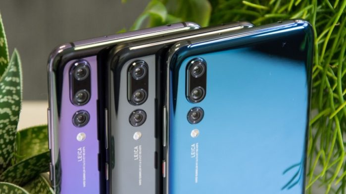 Huawei P20 Pro aggiornamento video slow motion