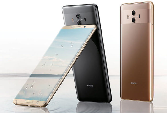 Huawei Mate 10 e 10 Pro Android Oreo 8.1