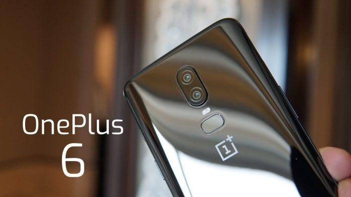 OnePlus 6 miglior prezzo 435 euro garanzie Europa da Gearbest