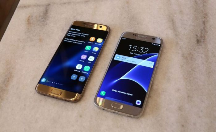 Galaxy S7 e S7 Edge Wind Tre Italia Android Oreo