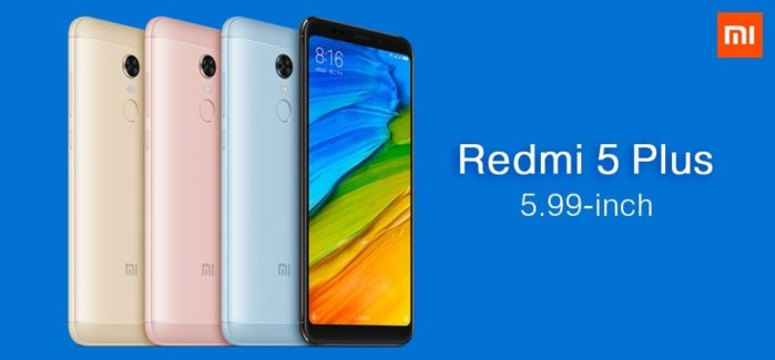 Xiaomi Redmi 5 e 5 Plus prezzo offerta con coupon
