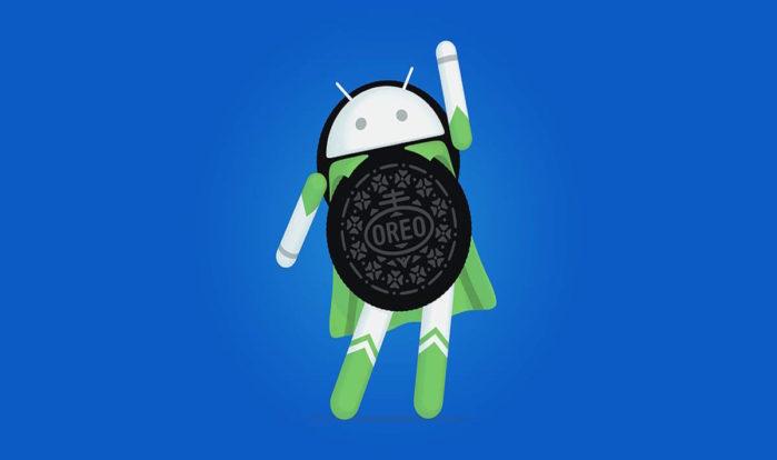 Android Oreo diffusione luglio 2018