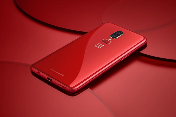 OnePlus Amber Red Italia