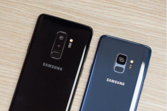 Galaxy S9 e S9+ patch luglio 2018