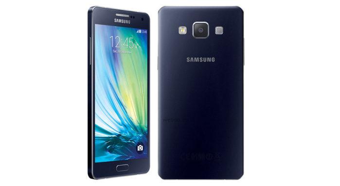 Galaxy A3 2015 aggiornamento firmware 2018