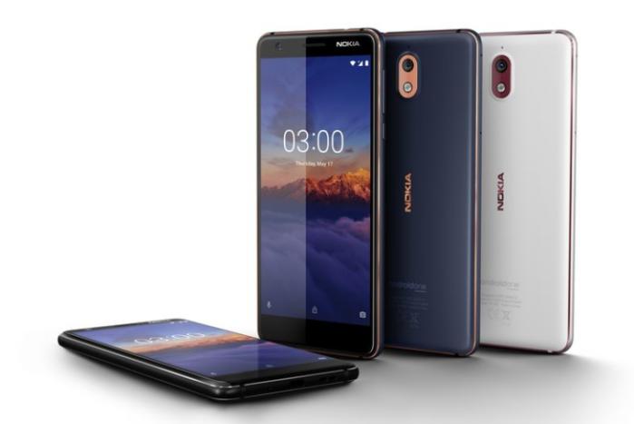 Nokia 3.1 ufficiale in italia: prezzo e caratteristiche