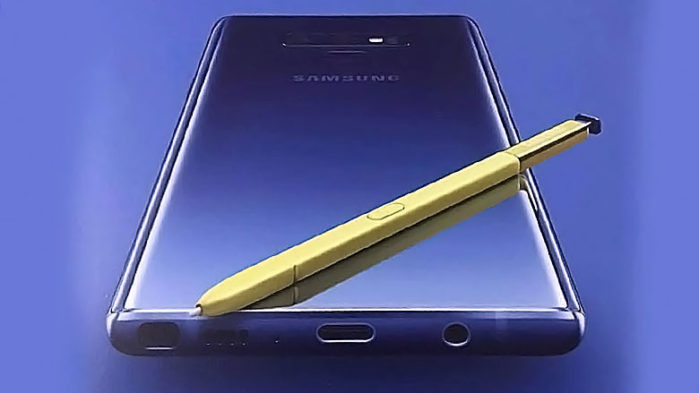 Galaxy Note 9 prezzo e disponibilità in Italia: rumors