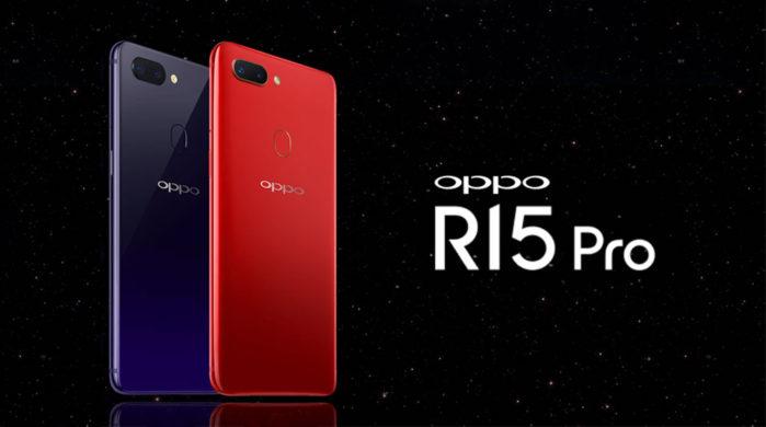 Oppo R15 Pro debutto in Italia