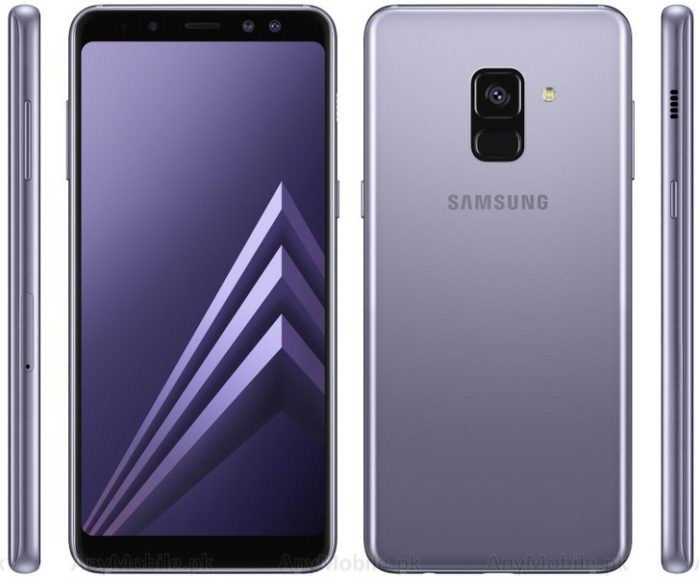 Galaxy A8 2018 Android Oreo per la versione No Brand