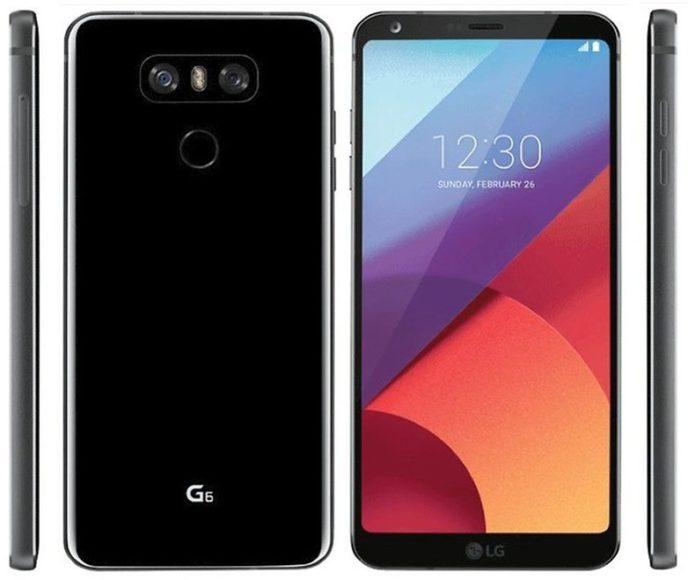 LG G6 nuovo aggiornamento firmware di luglio 2018