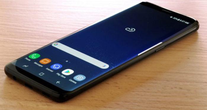 Galaxy Note 8 aggiornamento luglio 2018