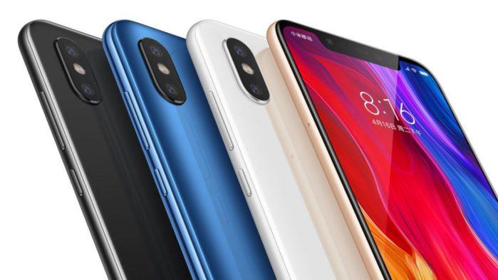 Xiaomi Mi 8 Prezzo Italia
