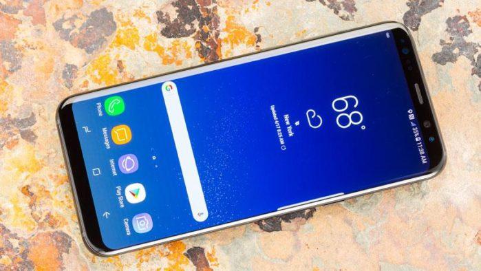 Galaxy S8 aggiornamento agosto 2018