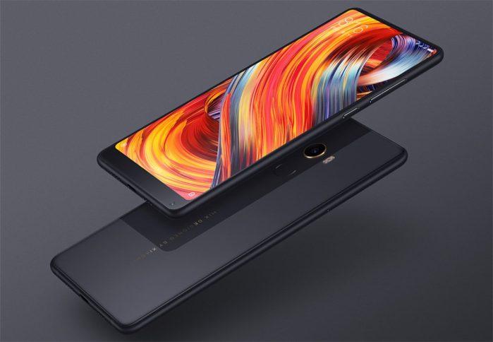Xiaomi Mi Mix 2S  coupon agosto 2018