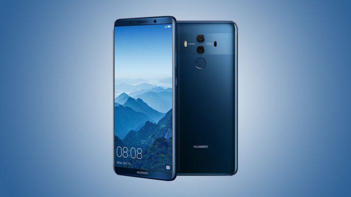 Huawei Mate 10 pro aggiornamento fine agosto
