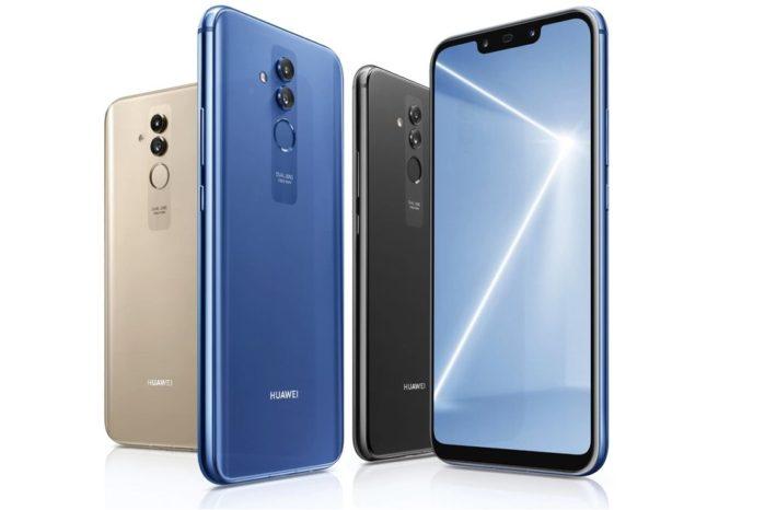 Huawei Mate 20 Lite prezzo prenotazione Europa