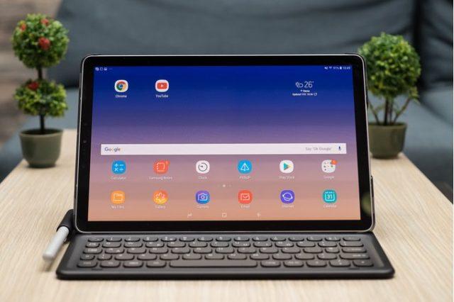 Galaxy Tab S4 ufficiale