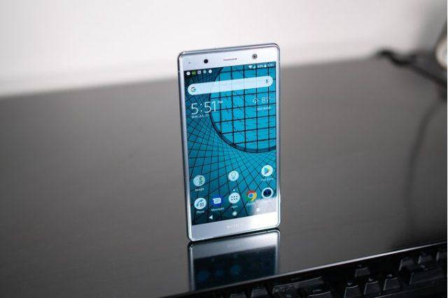 Sony Xperia aggiornamento Android Pie 9.0