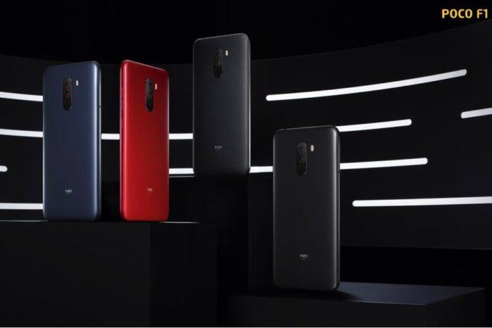 Xiaomi PocoPhone F1 ufficiale