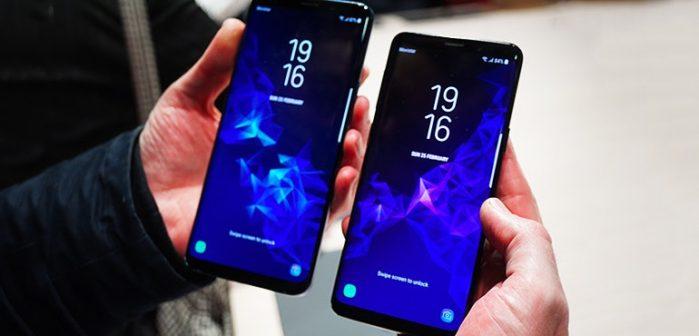 Galaxy S9 e S9 Plus aggiornamento agosto 2018