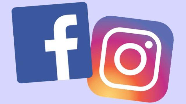 Facebook e Instagram aggiornamento controllo attività