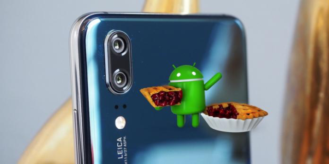 Huawei Android 9 Pie