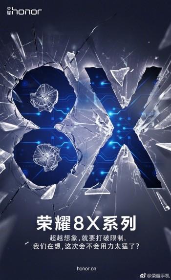 Honor 8X caratteristiche
