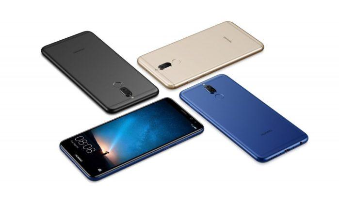 Huawei Mate 10 Lite aggiornamento agosto 2018