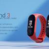 Xiaomi Mi Band 3 internazionale prevendita prezzo