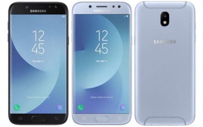 Galaxy J5 2017 aggiornamento agosto 2018