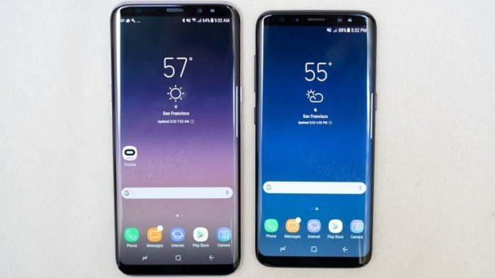 Galaxy S8 e S8 Plus: download firmware Super Slow Motion e Ar Emoji