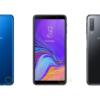 Galaxy A7 2018 il primo Samsung con tripla camera?
