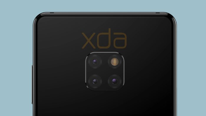Huawei Mate 20: quattro nuove modalità per la camera?